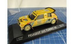 Peugeot 205 Turbo 16  Dakar   1/43 NOREV