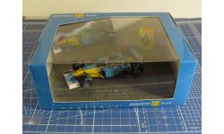 F1 Renault R202 Trulli 1/43 Norev, масштабная модель, 1:43