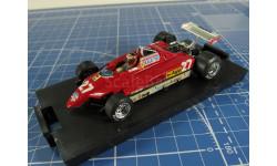 Ferrari 126C2 1982 1/43 Brumm