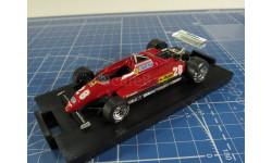 Ferrari 126C2 GP Italia 1982 1/43 Brumm