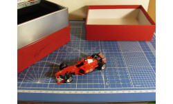 F1 Ferrari 2000 #3 Winner USA 1/43 Ixo