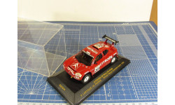 Citroen ZX Dakar 1996г. 1/43 IXO нет зеркала, масштабная модель, Citroën, IXO Rally (серии RAC, RAM), scale43