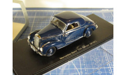 Mercedes 220 Coupe W187 1/43 Spark