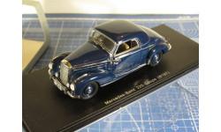 Mercedes 220 Coupe W187 1/43 Spark, масштабная модель, Mercedes-Benz, 1:43
