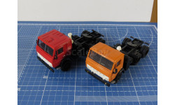 КАМАЗ 5410 + 54101 1/43 FV Model Cars г.Белгород