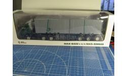 МАЗ 6422 с полуприцепом 1/43 Аист Весенняя цена!