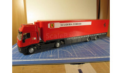Iveco Cursor 1/43 Old Cars