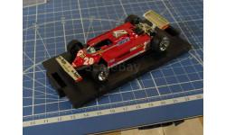 GP Ferrari 126CK 1981 1/43 Brumm