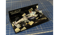 F1 BMW Sauber 2006 1/43 Minichamps