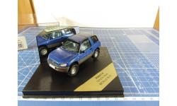 Toyota RAV4 1/43 Vitesse дефект колёс