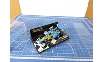 F1 Renault R23 MCNISH 1/43 Minichamps, масштабная модель, 1:43