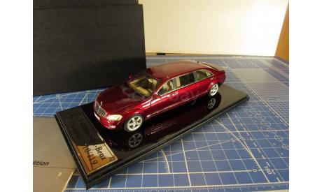 Mercedes Pullman 1/43 ATC, масштабная модель, 1:43, Mercedes-Benz