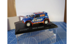 Mega Desert Dakar 1/43 Norev