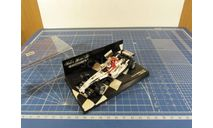 F1 BAR Honda 006 Button 1/43 Minichamps, масштабная модель, 1:43