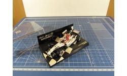 F1 BAR Honda 006 Button 1/43 Minichamps