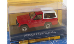 Nissan Patrol 1984 1/43 DeA