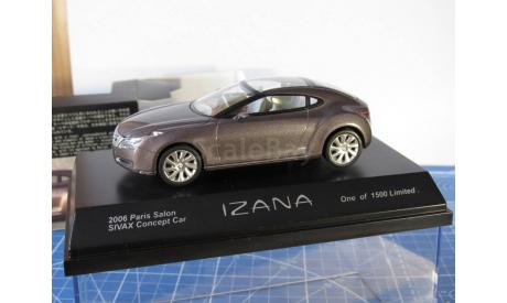 Sivax IZANA 1/43 Norev, масштабная модель, 1:43