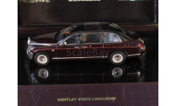 BENTLEY STATE LIMOUSINE 2002 1/43 Minichamps