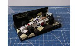 F1 -Bar Honda Showcar 2001 1/43 Minichamps, масштабная модель, 1:43