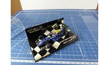 F3 Dallara Sodemo Renault F301 Fukuda 1/43 Minichamps, масштабная модель, 1:43