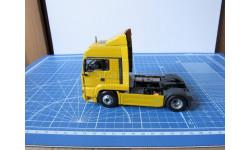 MAN TGA 18.430 DHL 1/43 Minichamps