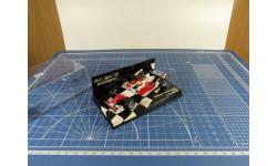 F1 Panasonic Toyota TF105 R.Schumacher 1/43 Minichamps, масштабная модель, scale43