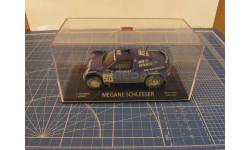 Megane Schlesser Dakar 2000 1/43 Norev