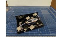 F1 Williams F1 Renault FW16 D.Hill 1/43 Minichamps, масштабная модель, scale43