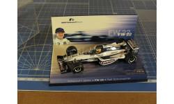 Williams F1 BMW FW22 R.Schumacher  1/43 Minichamps
