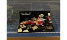 Williams F1 Promotional 1999 R.Schumacher  1/43 Minichamps, масштабная модель, 1:43