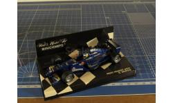 F1 Prost Peugeot AP03  1/43 Minichamps