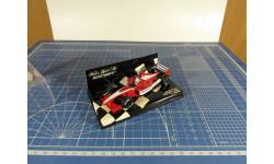 F1 Toyota TF101 2001 1/43 Minichamps, масштабная модель, scale43
