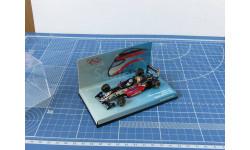 Dallara Mugen Honda Sato GP201 1/43 Minichamps