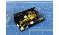 F1 Jordan Toyota Monteiro 1/43 Minichamps