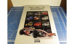 Каталог Edition 2008 1/43 Minichamps
