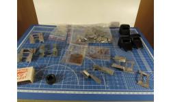 Киты Studebaker US6 / GMC 1/43 МБК