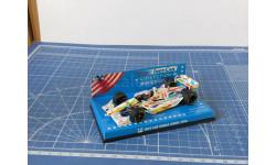 F1 Indy Car 1994 1/43 Minichamps, масштабная модель, 1:43