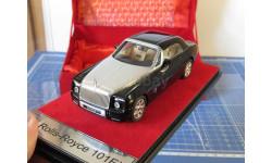 Rolls-Royce 101EX 1/43, масштабная модель, 1:43