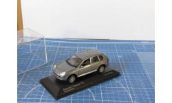 Porsche Cayene V6 1/43 Minichamps, масштабная модель, 1:43