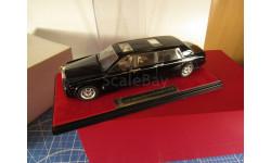 Rolls Royce Phantom LWB 1/43 -брак молдингов