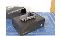 BMW Z4 1/43 Minichamps, масштабная модель, scale43