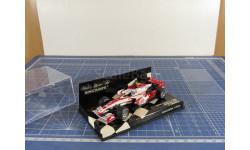 F1 Super Aguri Showcar 2007 1/43 Minichamps