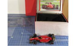 F1 Ferrari F92A 1992 1/43 IXO/Hot Wheels, масштабная модель, scale43
