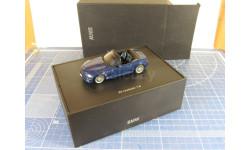 BMW Z3 roadstar 1.8 1/43 Minichamps, масштабная модель, 1:43