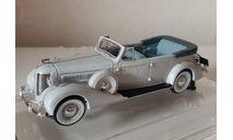 Dip Models ЗиС-102 фаэтон - 1939 г., масштабная модель, 1:43, 1/43