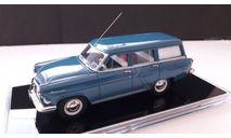 ICV227 ГАЗ 22М 1965-1970 г.г. - 'Голубая Ночь', масштабная модель, 1:43, 1/43