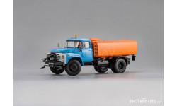 ЗИЛ КО-002 Автомобиль Поливомоечный - 1990 г. Новосибирск, масштабная модель, DiP Models, scale43