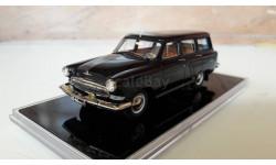 ICV165 ГАЗ М-22 «Волга» черный автомобиль Юрия Никулина, масштабная модель, 1:43, 1/43