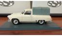 ГАЗ М22 Волга пикап с тентом NEO, масштабная модель, Neo Scale Models, scale43