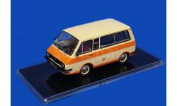 ICV072 РАФ-2204 Electro 1974 г. (бежевый с оранжевыми полосами)